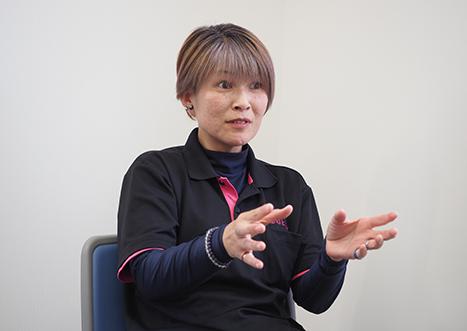 社員インタビュー03|株式会社羽衣運輸